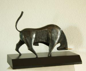 Black Bull on base