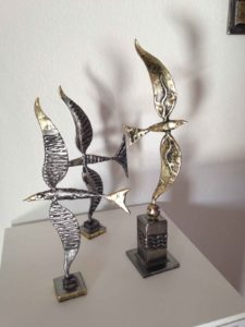Bird Sculpture