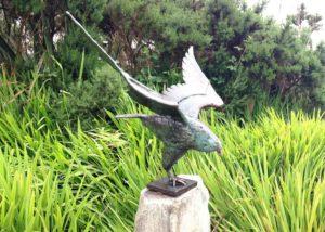 Garden bird Sculpture