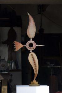 Harrier Sculpture