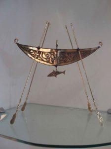Boat Sculpture