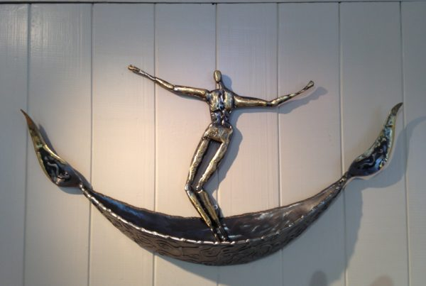 Boat Sculpture
