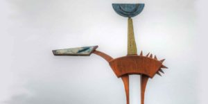 Kelpie Sculpture