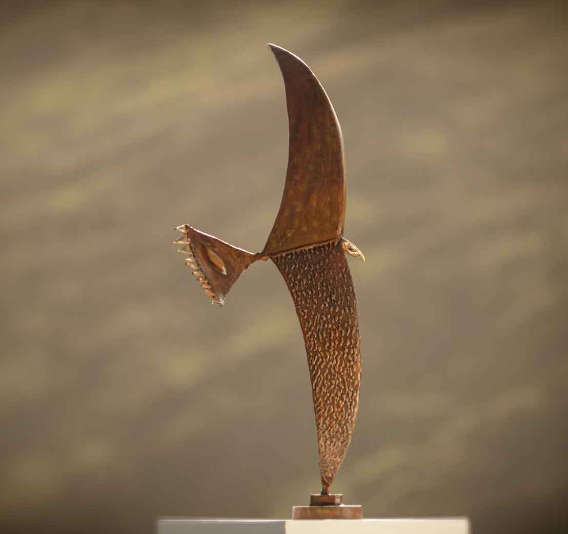 bird kite Sculpture