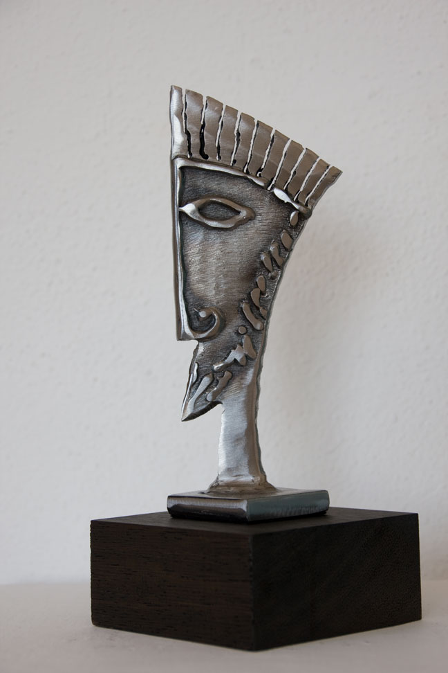 Greek head Sculpture
