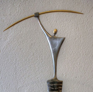 Hunter Sculpture