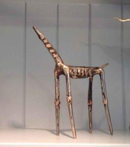 Horse brass Sculpture
