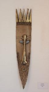 King mask Sculpture