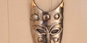 Slide Sculpture Mask